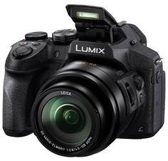 Цифровой фотоаппарат Panasonic Lumix DMC-FZ300 (черный)