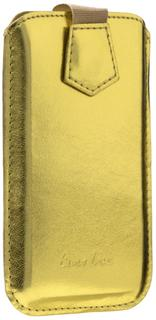 Чехол Чехол Euro-Line Lux Flip Flotter XXL (золотистый)