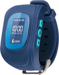 Детские умные часы Кнопка Жизни K911 (синий)