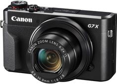 Цифровой фотоаппарат Canon PowerShot G7 X Mark II (черный)
