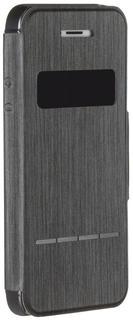 Чехол-книжка Чехол-книжка Moshi SenseCover для Apple iPhone SE/5/5S (черный)