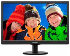 Монитор Philips 193V5LSB2 (10/62)