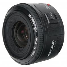 Объектив Yongnuo 35F2.0 для Canon (черный)