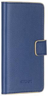 "Чехол-книжка Чехол-книжка Euro-Line Jacket Light для смартфона 5"" (синий)"