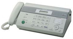 Факс Panasonic KX-FT982RU (белый)