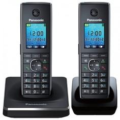 Радиотелефон Panasonic KX-TG8552 (черный)