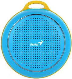 Портативная колонка Genius SP-906BT (синий)