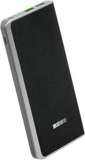 Портативное зарядное устройство InterStep PB6000QC 6000 мАч (черный)