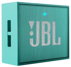 Портативная колонка JBL Go (бирюзовый)