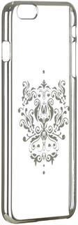 Клип-кейс Клип-кейс Fliku LUXURY для Apple iPhone 6 Plus/6S Plus Royalty (серебристый)