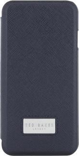 Чехол-книжка Чехол-книжка Ted Baker Folio для Apple iPhone 7/8 (темно-синий)