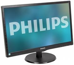 Монитор Philips 223V5LHSB2 (черный)