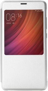 Чехол-книжка Чехол-книжка Xiaomi Book AW для Redmi Pro (серебристый)
