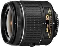 Объектив Nikon AF-P DX NIKKOR 18-55 II (черный)