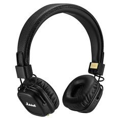 Наушники Marshall Major II Bluetooth (черный)