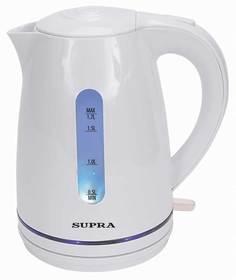 Электрочайник Supra KES-1729 (белый)