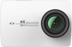 Экшн-камера YI 4K Selfie kit + монопод + пульт (белый)