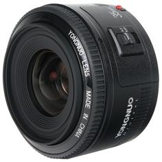 Объектив Yongnuo 35F2.0 для Nikon (черный)
