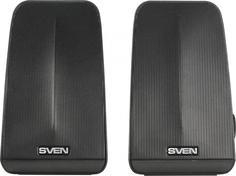 Портативные колонки Sven 380 (черный)