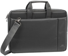 "Сумка Riva 8231 для ноутбука 15.6"" (серый)"