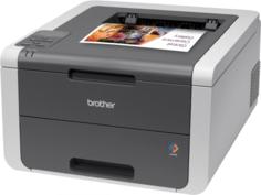 Светодиодный принтер Brother HL-3140CW (белый)