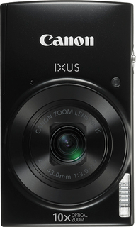 Цифровой фотоаппарат Canon IXUS 190 (черный)
