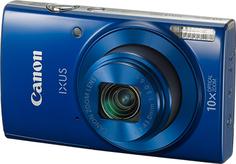 Цифровой фотоаппарат Canon IXUS 190 (синий)