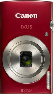 Цифровой фотоаппарат Canon IXUS 185 (красный)