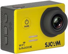 Экшн-камера SJCAM SJ5000X (желтый)
