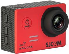 Экшн-камера SJCAM SJ5000X (красный)