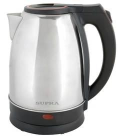 Электрочайник Supra KES-2231 (серебристо-красный)