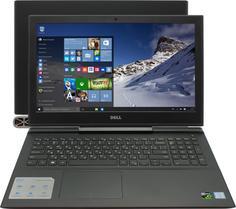 Ноутбук Dell Inspiron 7567-9323 (черный)