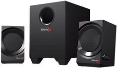 Компьютерная акустика Creative Sound BlasterX Kratos S3 (черный)