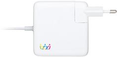 Сетевое зарядное устройство VLP для MacBook 45W (белый)