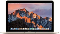 """Ноутбук Apple MacBook 12"""" MNYK2RU/A 256GB (золотой)"""