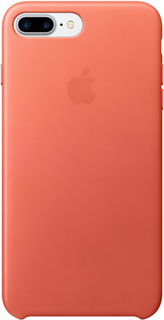 Клип-кейс Клип-кейс Apple Leather Case для iPhone 7 Plus/8 Plus (розовая герань)