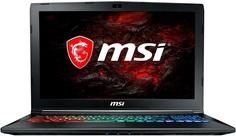 Ноутбук MSI GP62M 7REX-1280RU Leopard Pro (черный)