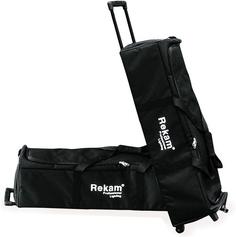 Сумка Rekam 30-113W на колесах (черный)