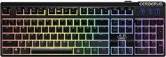 Клавиатура ASUS CERBERUS Mech (черный)