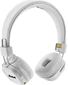 Наушники Marshall Major II Bluetooth (белый)