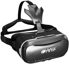Очки виртуальной реальности HIPER VRQ (черный)