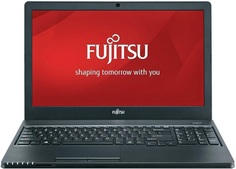 Ноутбук Fujitsu LifeBook A555 (черный)