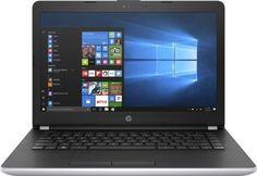 Ноутбук HP 14-bs010ur (серебристый)