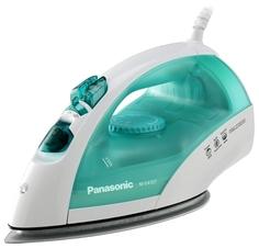Утюг Panasonic NI-E410TMTW (бело-голубой)