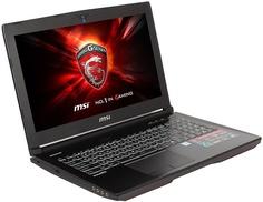 Ноутбук MSI GT62VR 7RE-427RU Dominator Pro (черный)