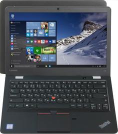 Ноутбук Lenovo ThinkPad 13 20j1004yrt (черный)
