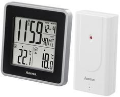Метеостанция Hama EWS Intro H-176924 (белый)