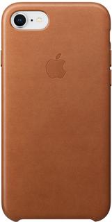 Клип-кейс Клип-кейс Apple Leather Case для iPhone 7/8 (золотисто-коричневый)