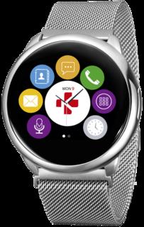 Умные часы MyKronoz ZeRound Premium (серебристый)