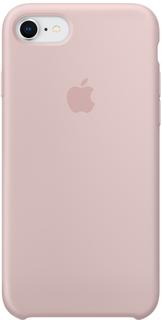 Клип-кейс Клип-кейс Apple Silicone Case для iPhone 7/8 (розовый песок)